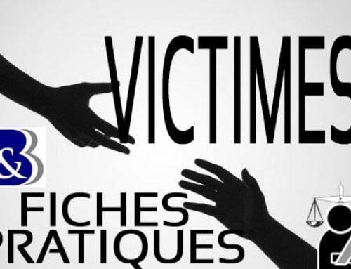 Les préjudices de la victime par ricochet