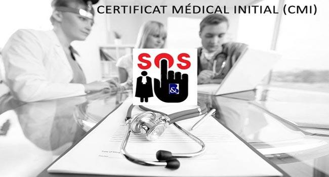 cmi, certificat médical initial, certificat initial, accident certificat initial, indemnisation préjudices corporels, certificat initial avocat