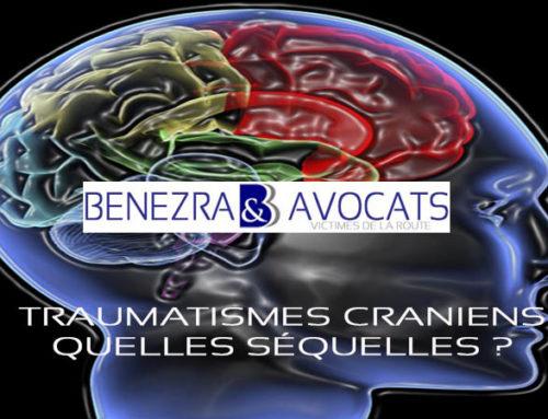 Savoir identifier les séquelles du traumatisme crânien !