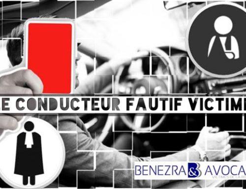 Le Conducteur Fautif Victime #LCFV