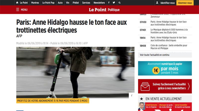 hidalgo responsabilité accident, accident trottinette avocat, trouver avocat accident de trottinette