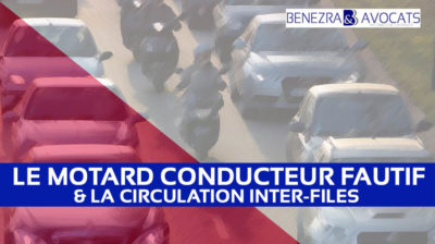 conducteur fautif, motard fautif, motard victime fautive, indemnisation motard victime, motard faute, faute du motard, circulation inter-files du motard, motard accidenté circulation inter-files, circulation interfile, circuler en inter-files, motard et circulation inter-files