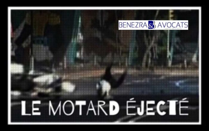 motard éjecté, le motard éjecté, motard victime, accident complexe, motard accident complexe, motard victime éjecté, motard victime éjectée, indemniser le motard éjecté, indemnisation motard victime, jurisprudence motard éjecté, carambolage motard victime, motard éjecté avocat, avocat motard éjecté, avocat indemnisation motard victime